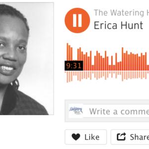 Fast Five Interview: Erica Hunt